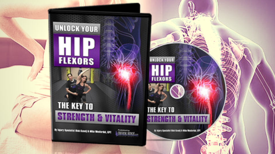 Tight Hip Flexors Hold Relax